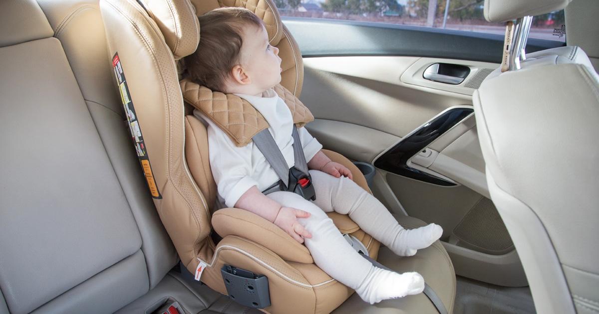 Seggiolino auto Isofix, la guida completa